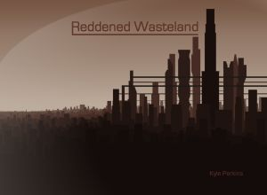 Cover Reveal: Reddened Wasteland